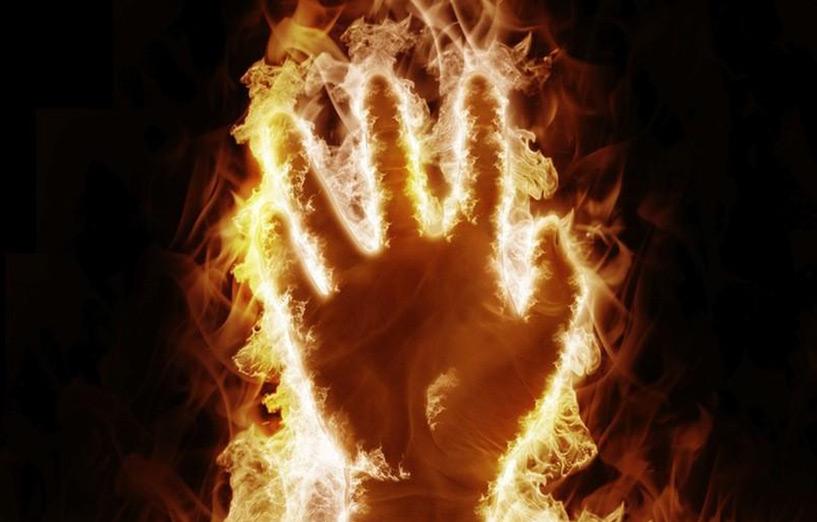 «Дьявольский огонь» — феноме…