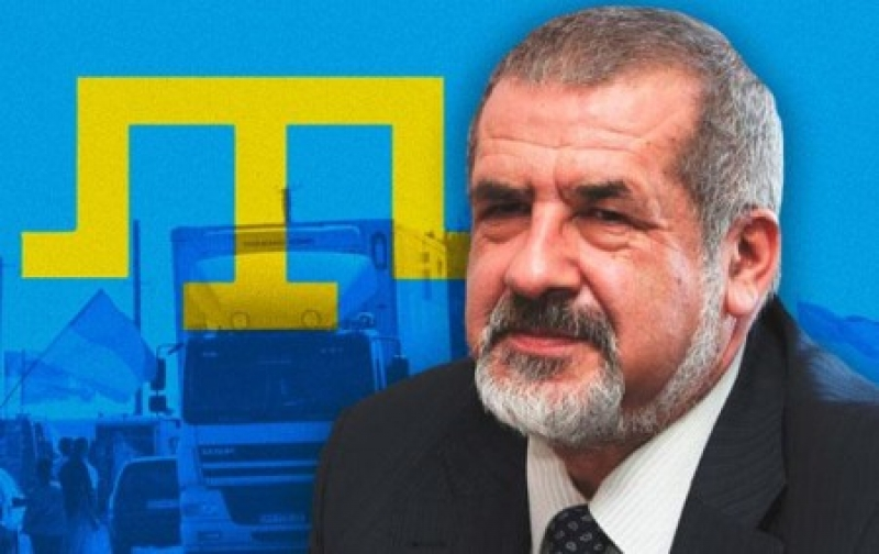 Глава крымско-татарского меджлиса требует отказаться от «украинского Крыма»