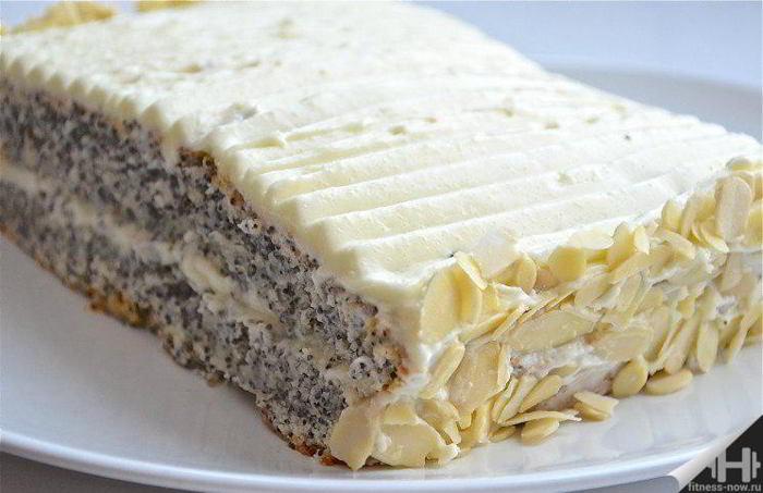 Пять диетических тортов без единой лишней калории!
