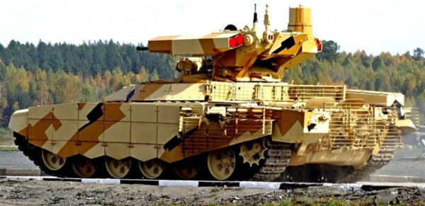 БМОП «Терминатор-II»