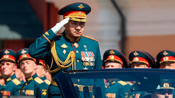 Шойгу поставил двойку по истории немецкому министру геополитика,россия