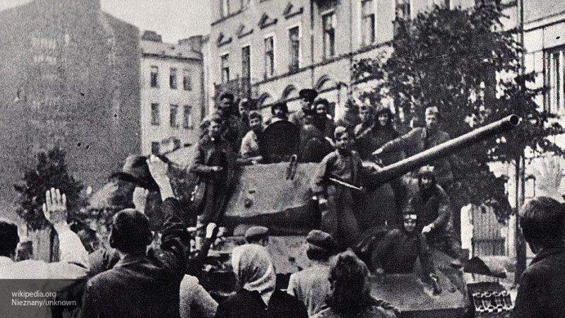 Минобороны РФ рассекретило архив об освобождении Варшавы в 1945 году