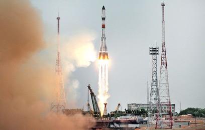 """Ракета """"Союз-2.1а"""" вывела российские спутники на целевую орбиту"""