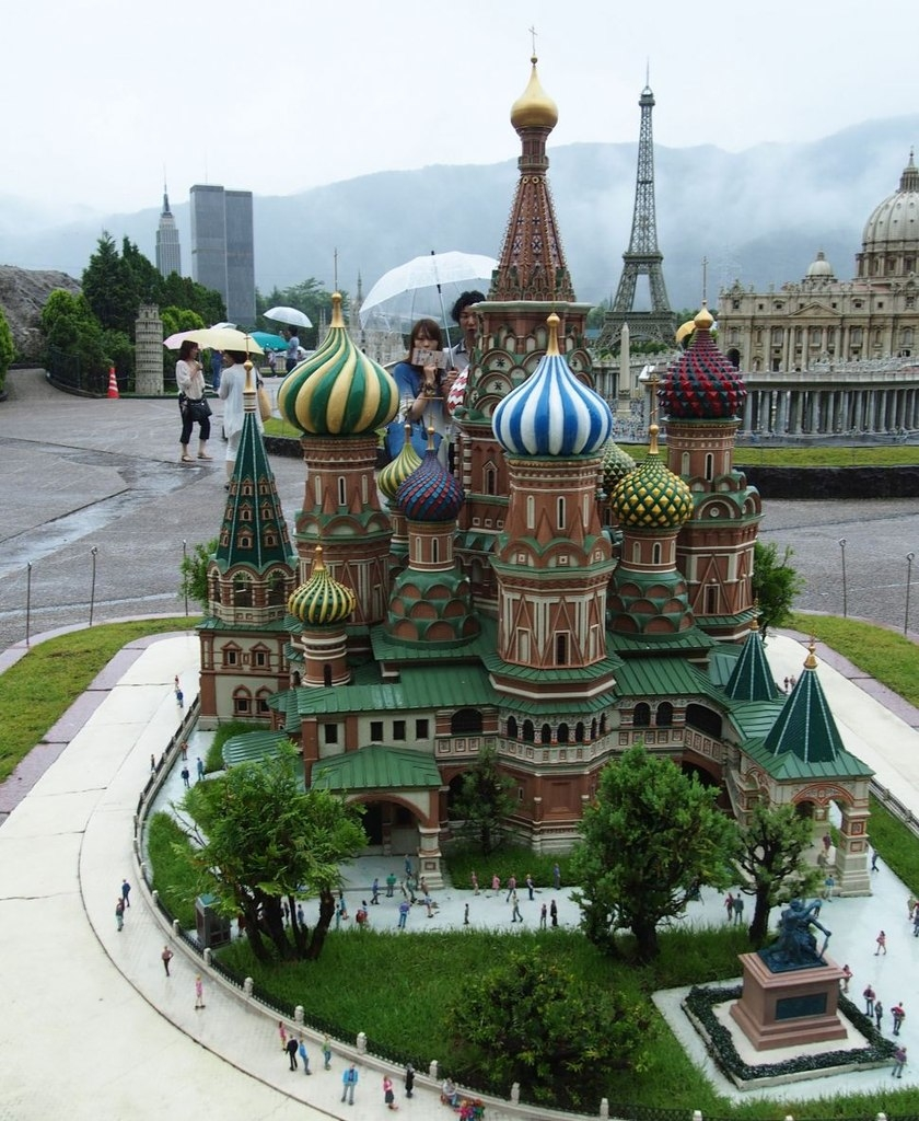 Tobu World Square - достопри…