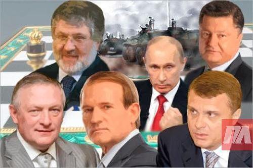 Каким имуществом в Крыму владеют украинские олигархи