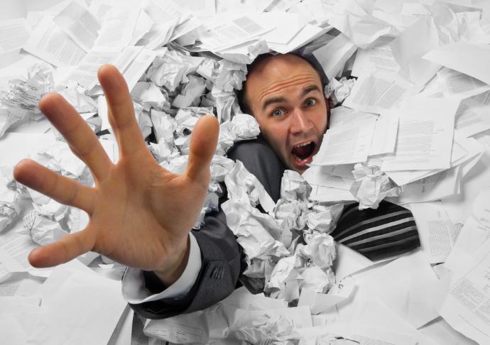 В РФ сократится оборот бумажных документов: разработан проект «цифрового профиля»