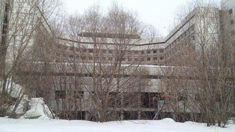 Ховринская больница — пожалуй, самое известное заброшенное здание Москвы город, заброшенная больница, заброшенное, москва, реновация, ховринская больница, эстетика