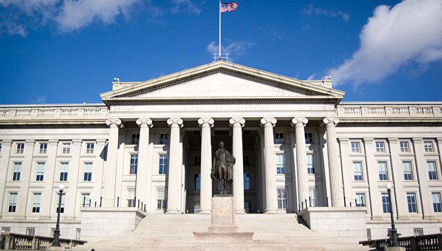 Россия выбыла из числа крупнейших держателей казначейских бумаг США