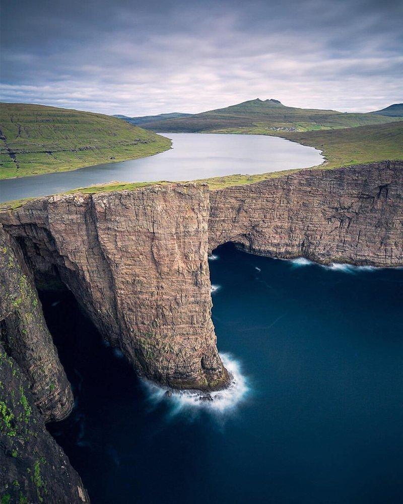 Фарерские острова красота, мир, природа, путешествия