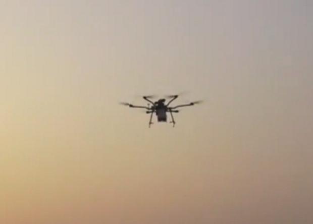Китайский дрон провел в воздухе больше семи часов