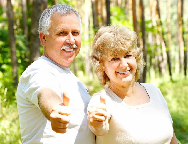 Натуральные средства для пожилых