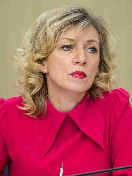 """Партнёры нервничают: Захарова ответила на призыв Великобритании """"отойти и заткнуться"""""""