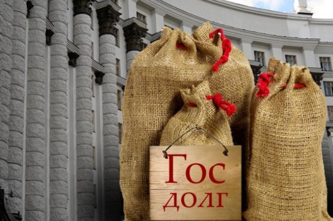 Госдолг Украины как снежный …