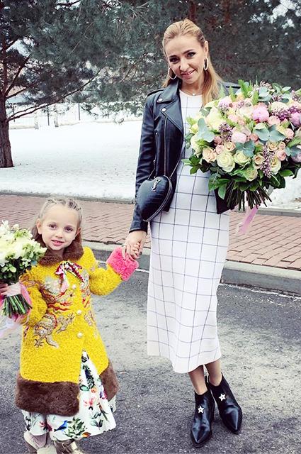 Алла Пугачева, Татьяна Навка с детьми и другие звезды на дне рождения дочери Жасмин звездные дети