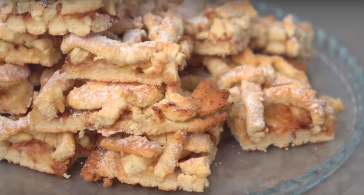 Обалденное домашнее печенье