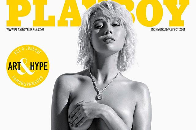 Клава Кока снялась обнаженной для Playboy