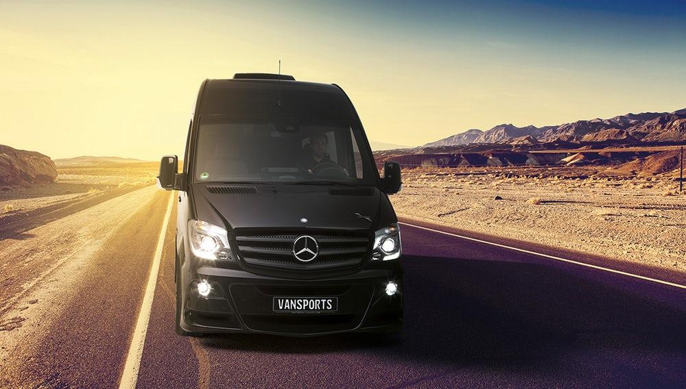 Кемпер Mercedes Sprinter Vansports