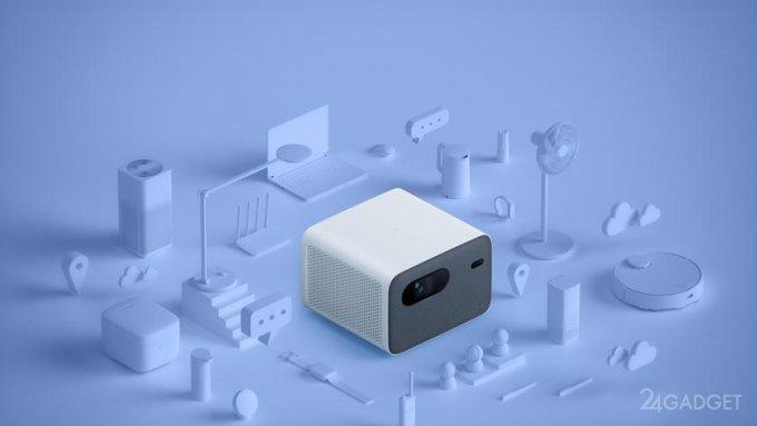 Новый проектор Xiaomi Mi Smart Projector 2 Pro оценили в 1000 евро