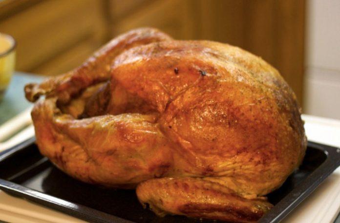 6 любимых рецептов праздничной индейки от шеф-поваров