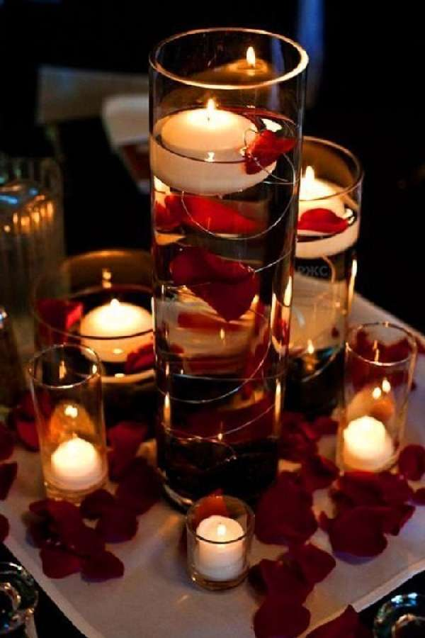 идеи декора для романтического вечера, фото 3