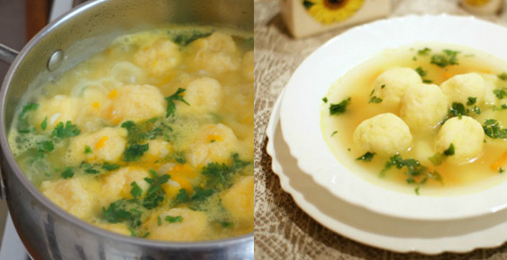 Самый улетный суп с аппетитн…