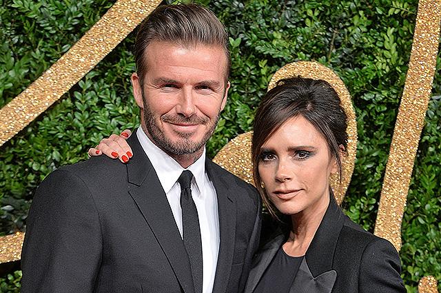 Виктория Бекхэм высказалась в интервью о своем муже Дэвиде и стиле Меган Маркл