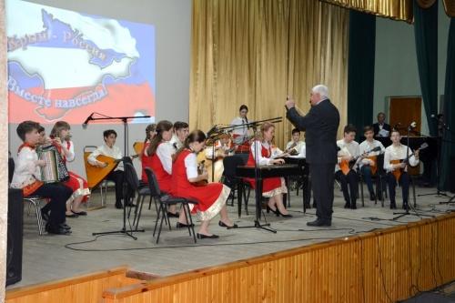 В Евпаторийской детской школ…