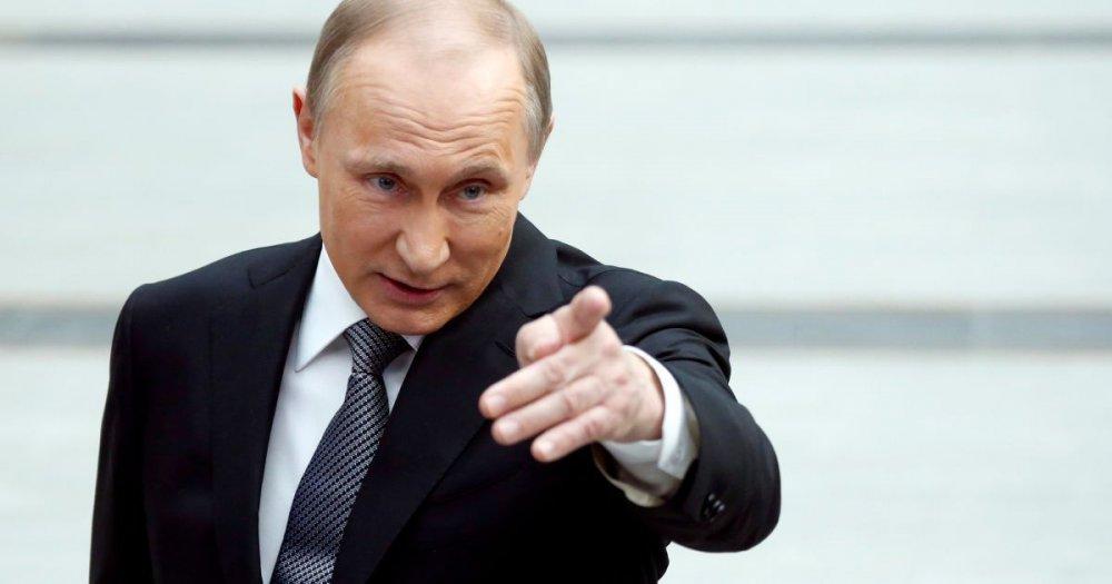 """""""Абсолютный провал"""": Путин жестко припечатал Порошенко новости,события,политика"""