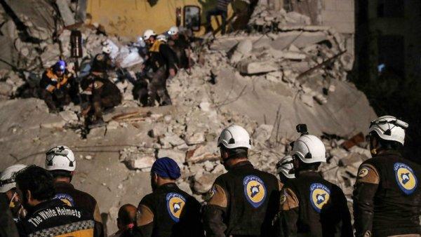 Эвакуация «белых касок» изСирии: Иордания предоставила коридор 422 человек