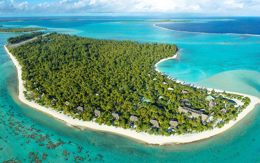 Частные острова для отдыха