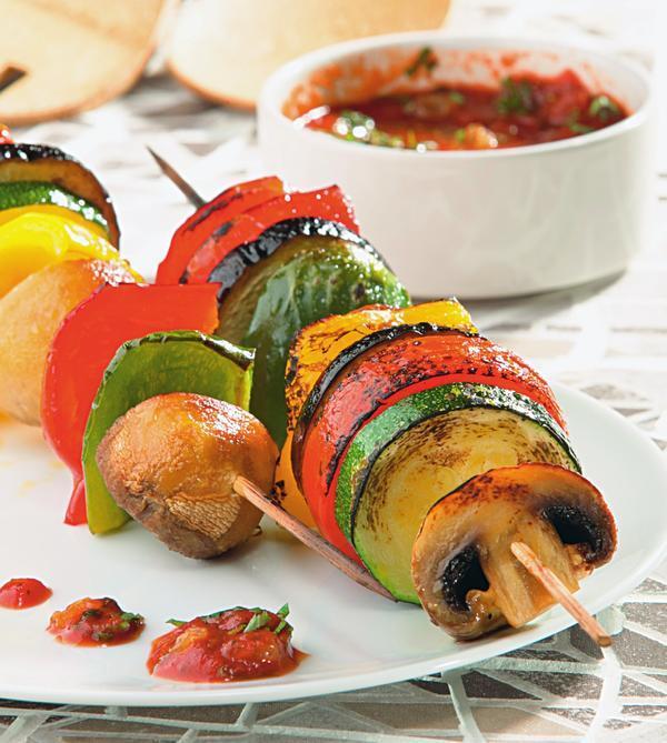 ПОХУДЕЙКИНЫ РЕЦЕПТЫ. На открытом огне: 12 блюд из овощей (1)