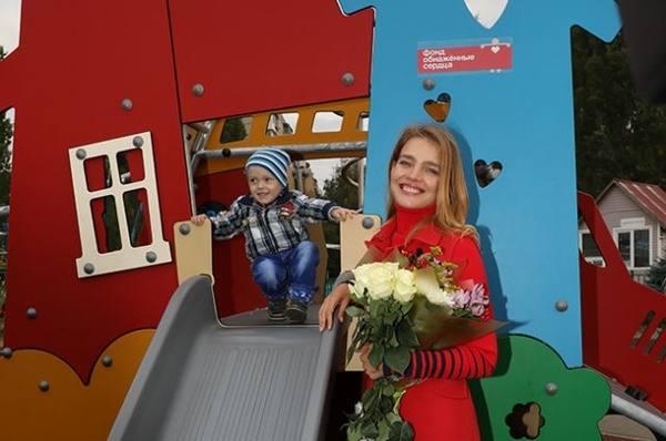 В Нижнем Новгороде открыт новый детский игровой инклюзивный парк