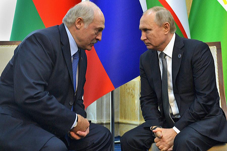 О новой оплеухе Путину от Александра Лукашенко