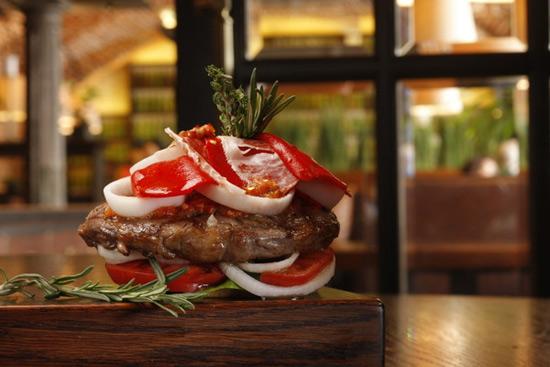 Бургерная революция в «Бизоне»