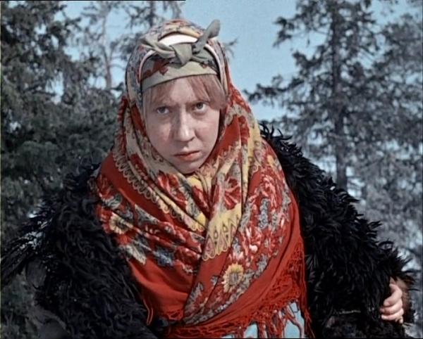 «Страшная красавица» Инна Чурикова. Муж полюбил актрису за роль Бабы Яги и решил сделать звездой кино актрисы,Женщины,интересное,красота