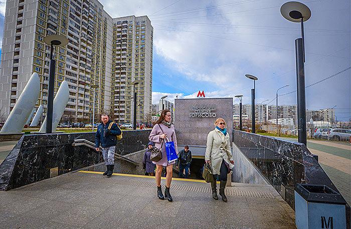 Десять станций метро с самыми дешевыми квартирами
