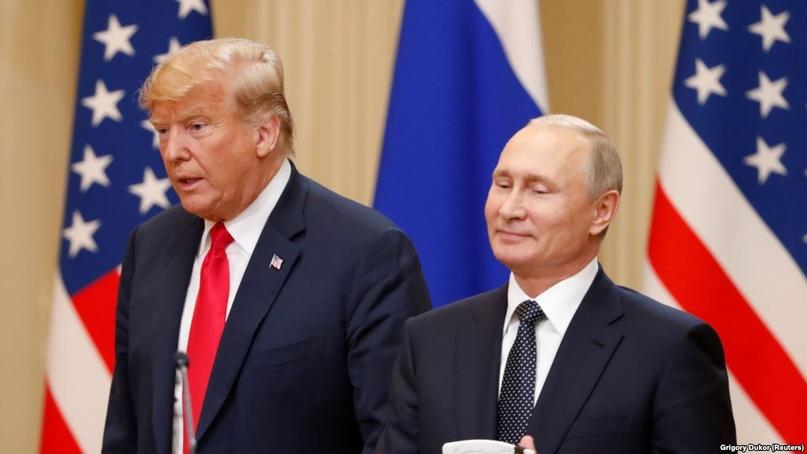 Слова Путина Трампу подняли …