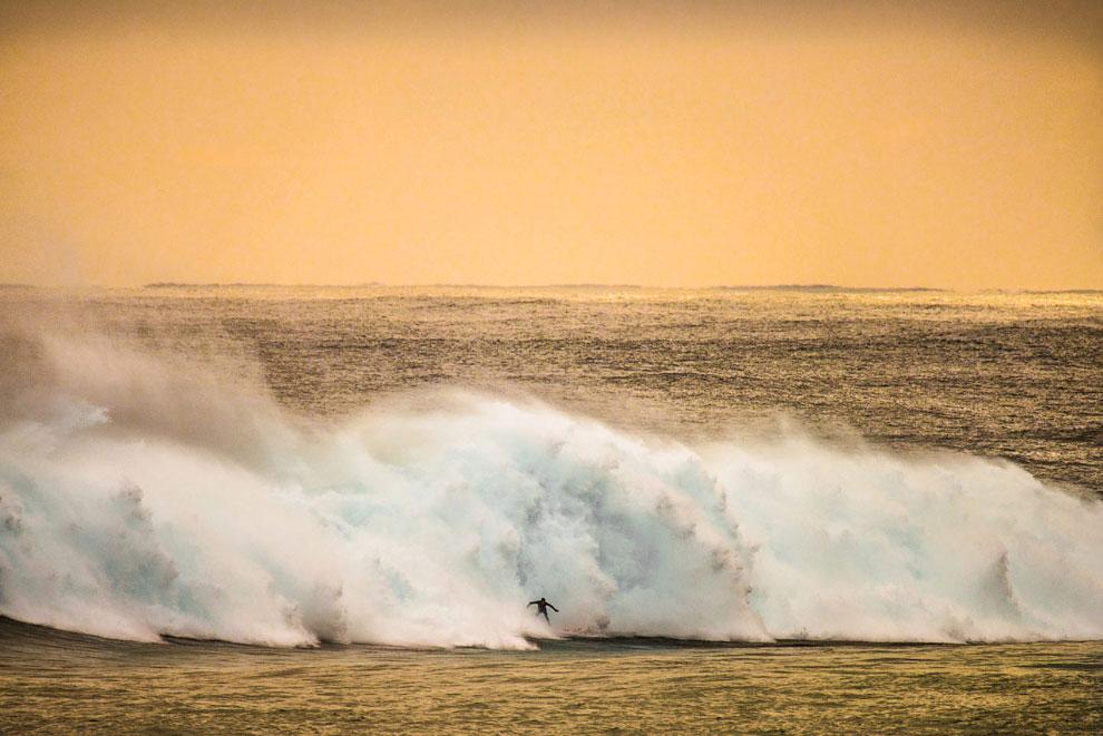 Призеры конкурса фотографий серфинга