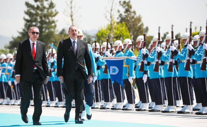 Газопровод TANAP: Эрдоган мстит Путину за Порошенко