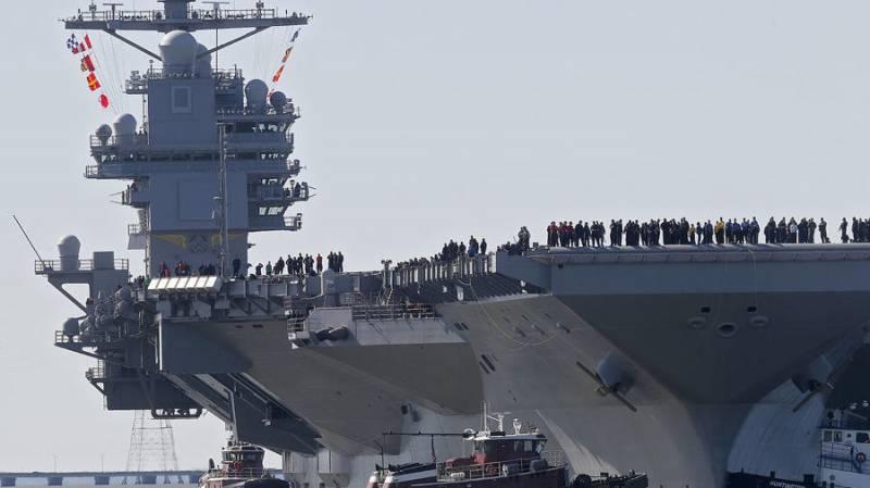 """ТАКР """"Кузнецов"""". Сравнение с авианосцами НАТО. Ч. 5"""