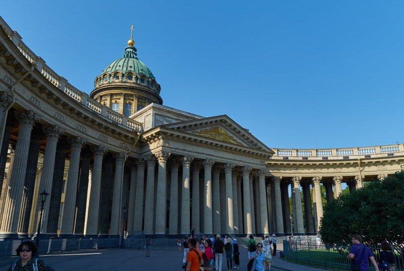 3-Казанский собор Исаакиевский собор, Самые красивые здания СПб, Санкт - Петербург