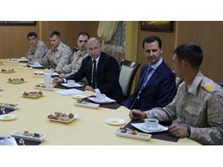 Эксперт: правила игры на Ближнем Востоке теперь диктует Россия