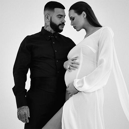 Анастасия Решетова и Тимати стали родителями Звездные дети