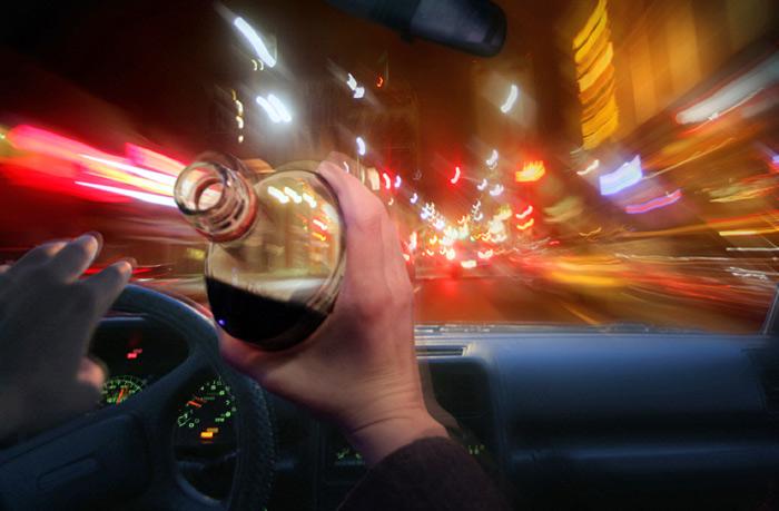 Пьяная езда: штраф до 500 тысяч рублей, тюрьма - до 4 лет