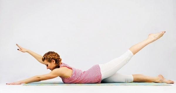 7 упражнений, которые творят чудеса с женским организмом.3
