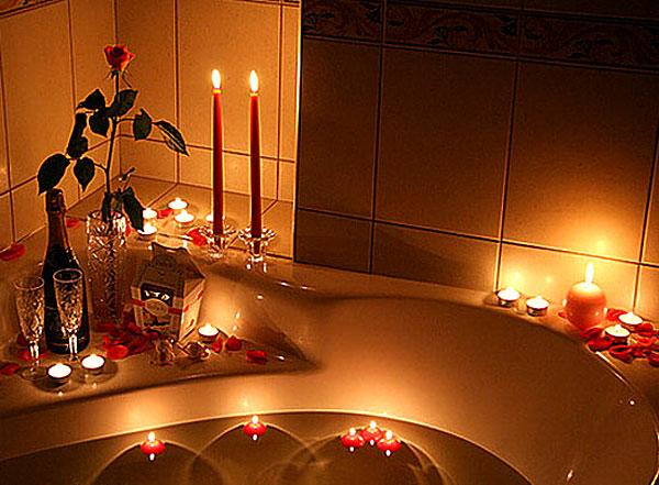 Открытки приятной ванны