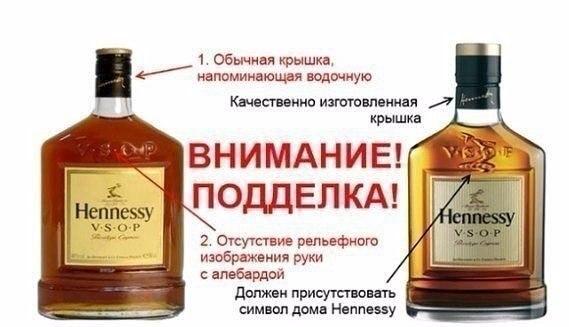 Как отличить настоящий алког…
