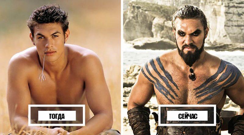 Как выглядели актеры до того, как попали в популярный сериал «Игра престолов»