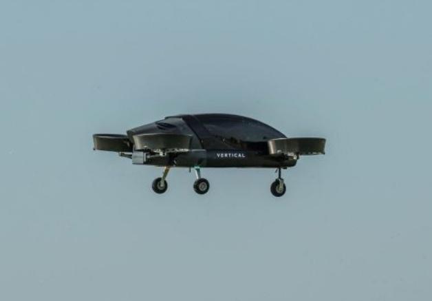 Электрические аэротакси поко…