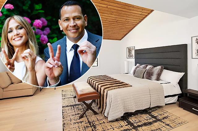 Дженнифер Лопес и Алекс Родригес купили еще один особняк на Западном побережье
